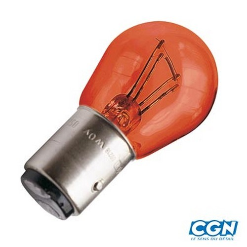 LAMPADA STOP VERDE 12V-21//5W 10 PEZZI BAY15D LAMPADINA MOTO SCOOTER RED BULBS